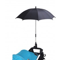 Stroller Umbrella Cover For Protect Sun&Rains Black