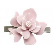 Acrylic Hair Ornaments Hairpin  Head Hair Clip Snap Clips Flower Hair Pins