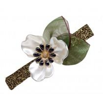 Silk Yarn Hairpin Clips Hair Pins Bow Hair Ornaments Headdress , 2 Pcs