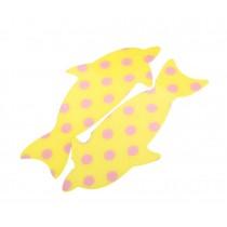 Dolphin Hair Pin Fashion Hair Clip Creative Hairpin,Yellow