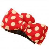 [Red Polka Dots] Sweet Style Hair Claw Hair Pins Beautiful Hair Barrette