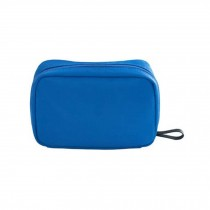 Small Cosmetic Pouch Case Makeup Case Portable Travel Makeup Cosmetic Bag