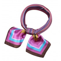 Elegant Silk Scarf For Lady/Formal Silk Scarf, Style E(60*60 cm)