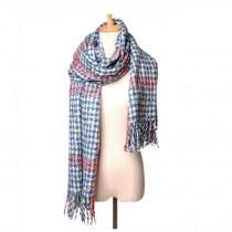 Cozy Large Size Scarf/Winter Warm Wool Shawl/Fashion Lovers Scarf/Blanket Scarf
