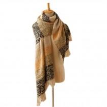 Best Gift for Women /Super Soft Wrap Shawl/Fashion Winter Warm Tartan Scarf
