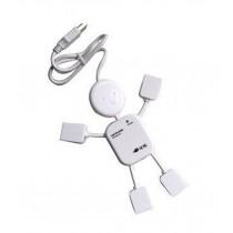 Lovely Small People USB HUB USB 2.0 Portable USB Hubs (4 Port USB Hubs)