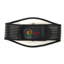 Bamboo Charcoal Magnetic Therapy Waist Belt for Scoliosis, M