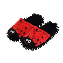 Cleaning Floor Brushes Wipe Slippers Cleaning Slippers ,Foot Length 26 CM