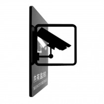 Office Signpost Department Creative Sign Doorplate Decorative Sign [MONITORING]