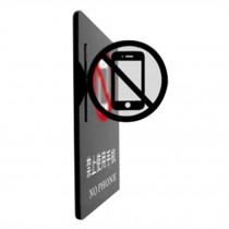 [NO PHONE] Acrylic Signpost Department Creative Sign Doorplate Warning Sign