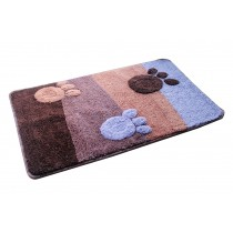 Lovely Non-Slip Soft Doormat Absorbent Room Mat Decor Rug,15.5*23.5""