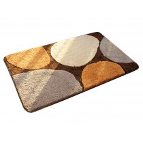Lovely Non-Slip Doormat Absorbent Bedroom Decor Stone Rug,15.5*23.5""