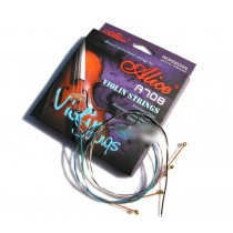 4/4 Violin Strings Set, Includes G, D, A & E, Medium Gauge, Nylon