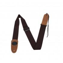 Brown, Adjustable Guitar Strap/Bass Strap/Shoulder Strap Durable