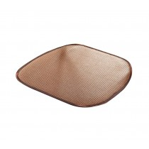 Set Of 2 Cool Cany Bamboo Cushion Of The Office/Car Suitable For Summer