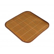 Set Of 2 Suitable For Summer Cany Bamboo Cool Cushion Of The Office/Car/School