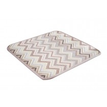 2 Pieces Ripple Style Summer Cushion/Comfortable Office/Car/School Cushions