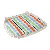 Rhombus Summer Cushion/Comfortable Office/Home/School Cushions, multi