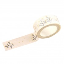 Set of 4 New Design Fashion Gilding Paper Tapes DIY Decoration Tape