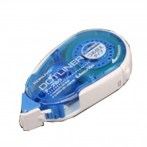 High-qualit Office Stationery--84mmx16m Replaceable Core Double Sided Tape,BLUE