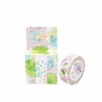 Set of 3 Rolls Mori Lovely Decorative Tape Scrapbooking Paper Sticker