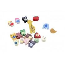 Creative Office Item/Lovely Animals Series Pushpins/19 Piece/Random Style