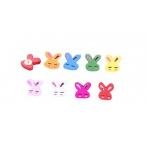 Creative Office Item/Lovely Rabbit Series Pushpins/30 Piece/Random Color