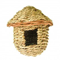 Birds Cages & Accessories/Garden Decoration--Handmade Straw Nest Bird's Nest