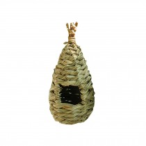 Birds Cages & Accessories--Handmade Straw Nest Bird's Nest,Mini Size