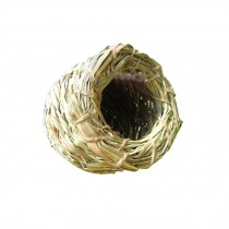 Birds Cages & Accessories--Handmade Straw Nest Pot-shaped Bird's Nest