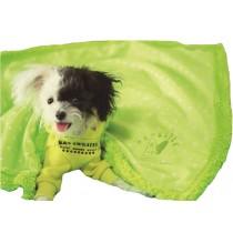 Super Soft Washable Lovely Pet Bed Blanket/Green/50*60CM