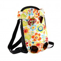 Portable Travel Front Backpack Carrier Bag For Pets Colors (Suitable for 2-4kg)