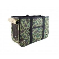 [Camouflage] Fashion Pet Carriers Tote Bag for Dogs and Cats