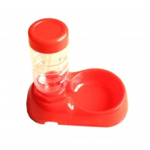 Pet Water Dispenser for Dogs and Cats (25*12*5.5cm)--Random Color