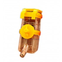 Animal Drinking Device ,No Drip Dog Water Bottle,YELLOW