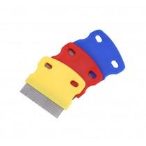 2Pcs Random Color, For Cats/Dogs Useful Pet Flea Combs/Grooming Comb