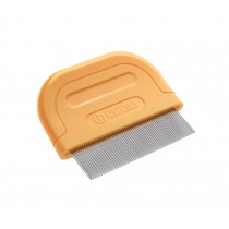Mini Fashion Grooming Comb for Dogs Cats Pet Flea Combs YELLOW