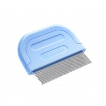 Mini Fashion Grooming Comb for Dogs Cats Pet Flea Combs Sky BLUE