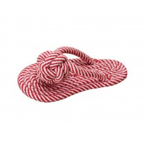 Knot Rope Ball Chew Dog Puppy Toy Pet Chew Toy Slipper