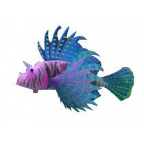 Creative Emulational Gold Fish Aquarium Ornament, Pink