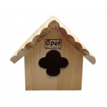 Cute Small Pet Hamster Wooden House/Bedroom Accessories
