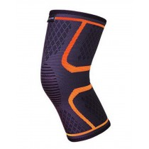 Sports Kneepad Running Non-slip Knee Brace Climbing Knee Brace, Orange