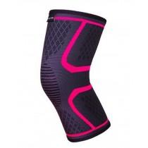 Sports Kneepad Running Non-slip Knee Brace Climbing Knee Brace, Pink