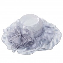 Travel Straw Hat Cloth Folding UV Beach Lace Hat sub Ms. Sun Hat Summer