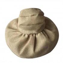 Beach Straw Summer Hat Wide Brim Bucket Hat Simplicity Women's Sun Visor Cap