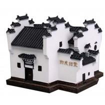 Creative Crafts Style Architecture Model Bank Piggy Bank Ornaments